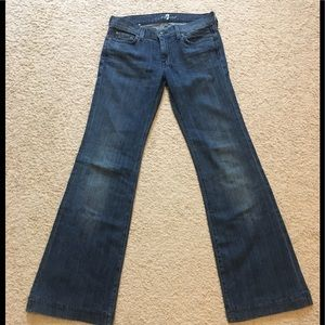 New 7 For All Mankind woman's jeans